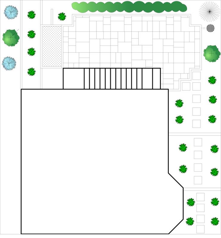 Landscape Design Plan - Jamaica Plain, MA
