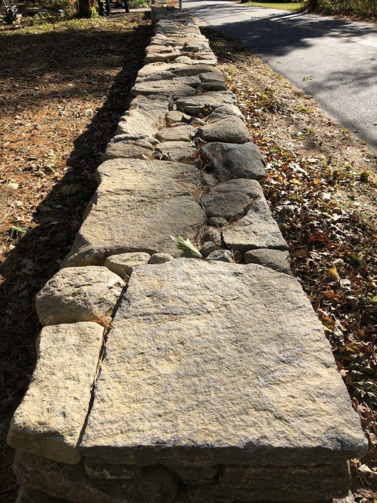 Stone Wall Cap